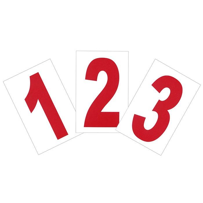 Вундеркинд с пелёнок Обучающие карточки Цифры 48 шт.