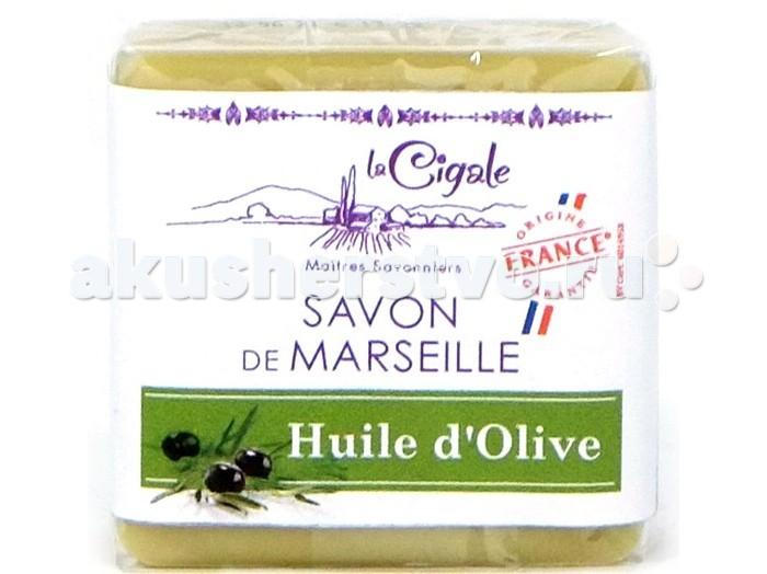 La Cigale Мыло марсельское Олива 100 г