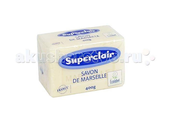 Superclair Мыло марсельское Белое 400 г