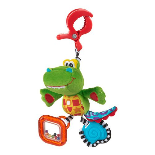 Подвесная игрушка Playgro Крокодильчик 0182855