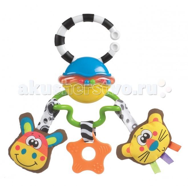 Подвесная игрушка Playgro Сафари 0182253