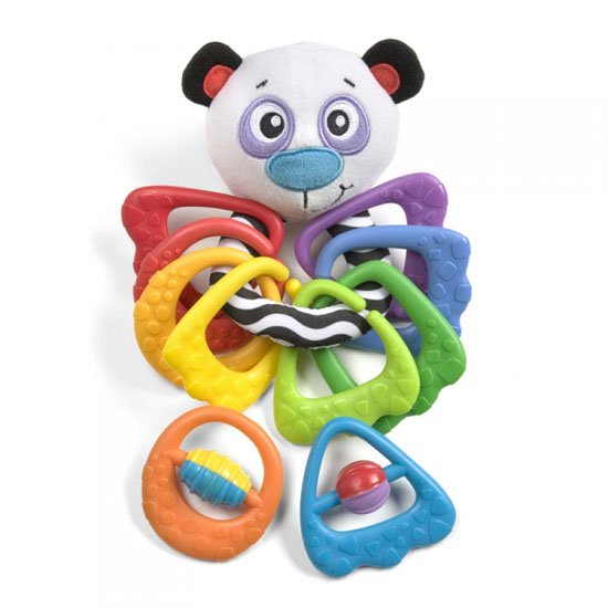 Прорезыватель Playgro Панда 0181593