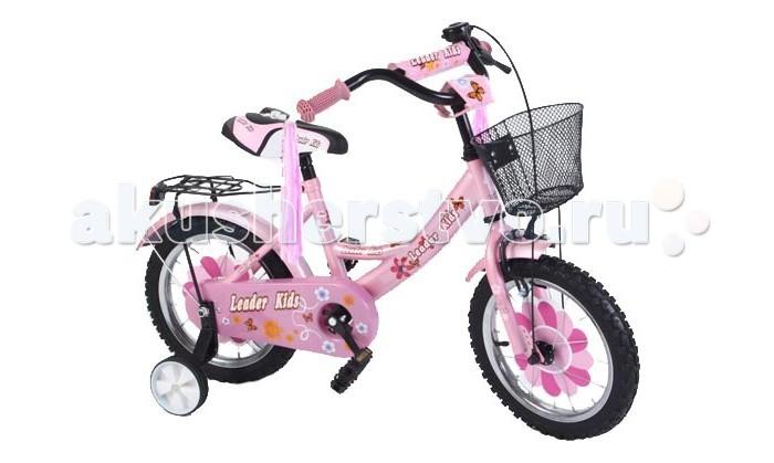 Велосипед двухколесный Leader Kids G14BD127