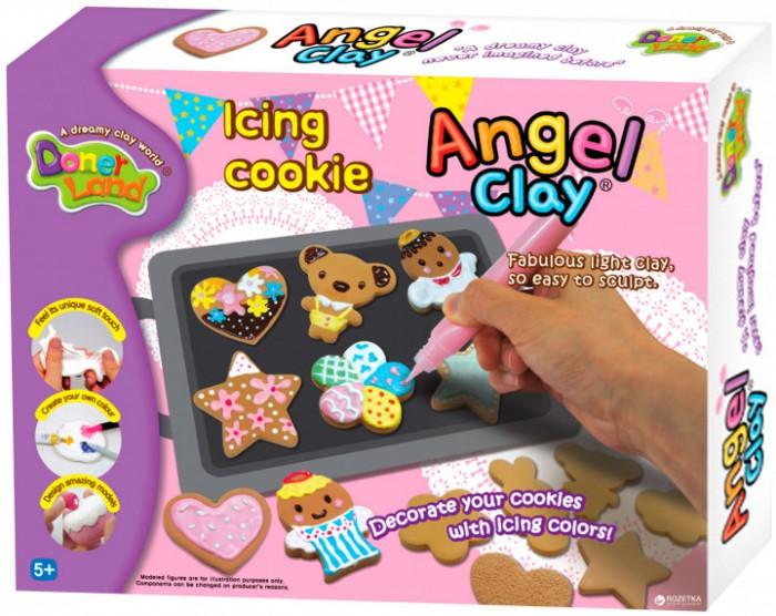 Angel Clay Игровой набор массы для лепки Icing Cookies