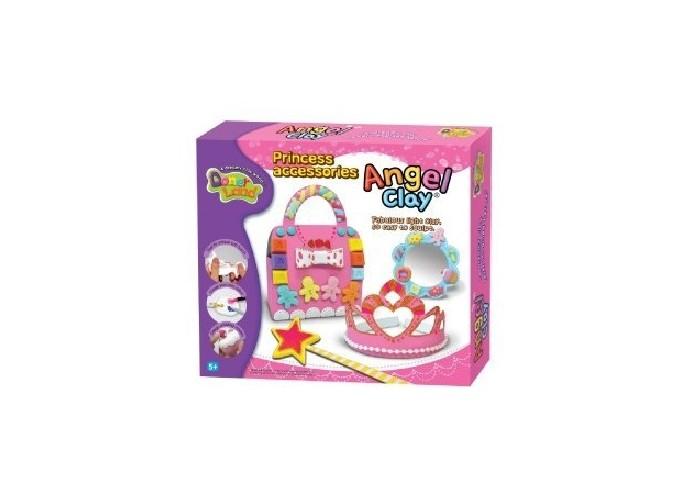 Angel Clay Игровой набор массы для лепки Princess Accessories