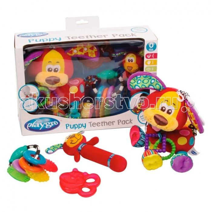 Подвесная игрушка Playgro Набор Верные друзья 018280924
