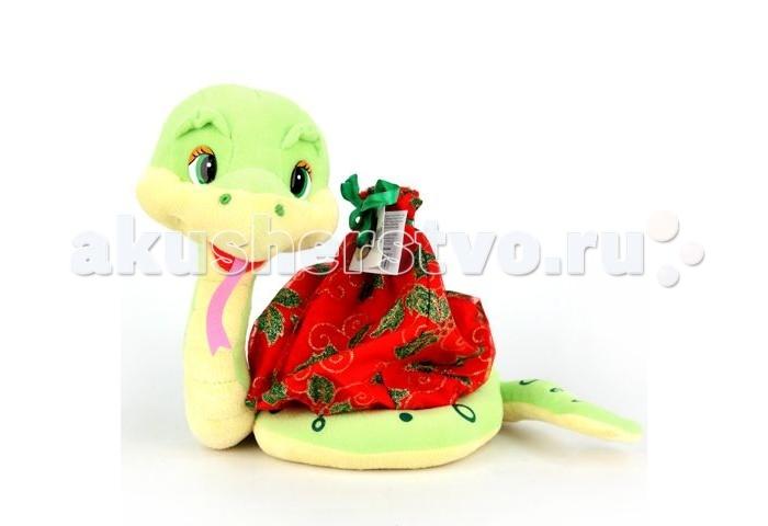 Мягкая игрушка Sonata Style Змейка с мешком для подарка GT5872 26 см