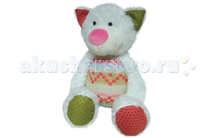 Мягкая игрушка Sonata Style Кот в свитере 22 см