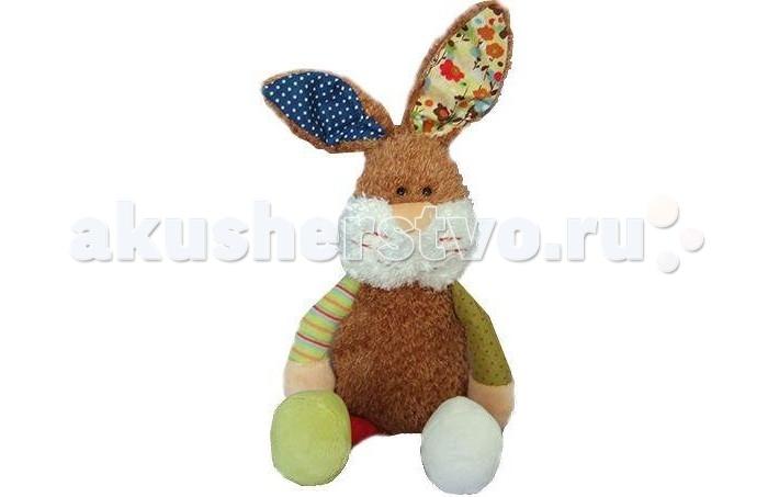 Мягкая игрушка Sonata Style Кролик разноцветный 22 см