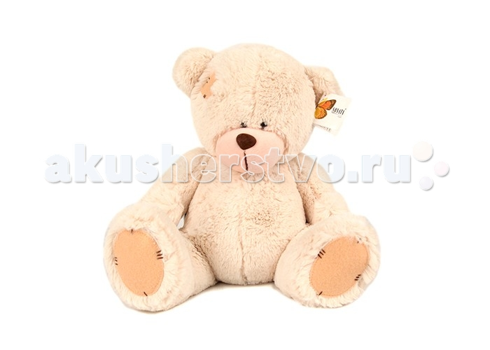 Мягкая игрушка Sonata Style Медведь 30 смМедведь 30 смМягкая игрушка Sonata Style Медведь 30 см станет отличным другом и партнером по играм.  Особенности: Она изготовлена из качественных материалов, абсолютно безвредных для ребенка. Медвежонок обязательно понравится вашему малышу.  Данная модель способствует развитию воображения и тактильной чувствительности у детей.<br>
