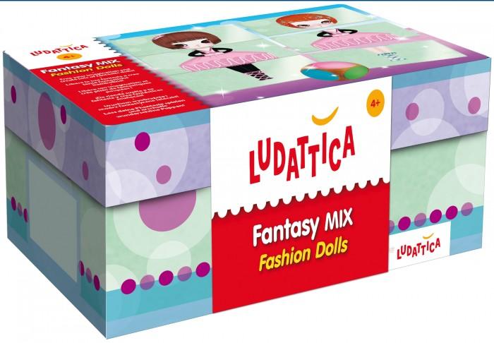 Ludattica Игра настольная Мода Микс 52349Игра настольная Мода Микс 52349Ludattica Игра настольная Мода Микс 52349. Ребенок представляет себя в роли модельера и создает различные образы кукол. Игра стимулирует логику, любопытство и наблюдательность. Предлагается 2 варианта игры.  Состав набора: 16 фигурок кукол, составленных из 3-х частей, цветной игральный кубик.  Продукт разработан в Италии, в Центре Исследований и Разработки Lisciani.  Иллюстратор Эдоли Дэй (Adolie Day)<br>