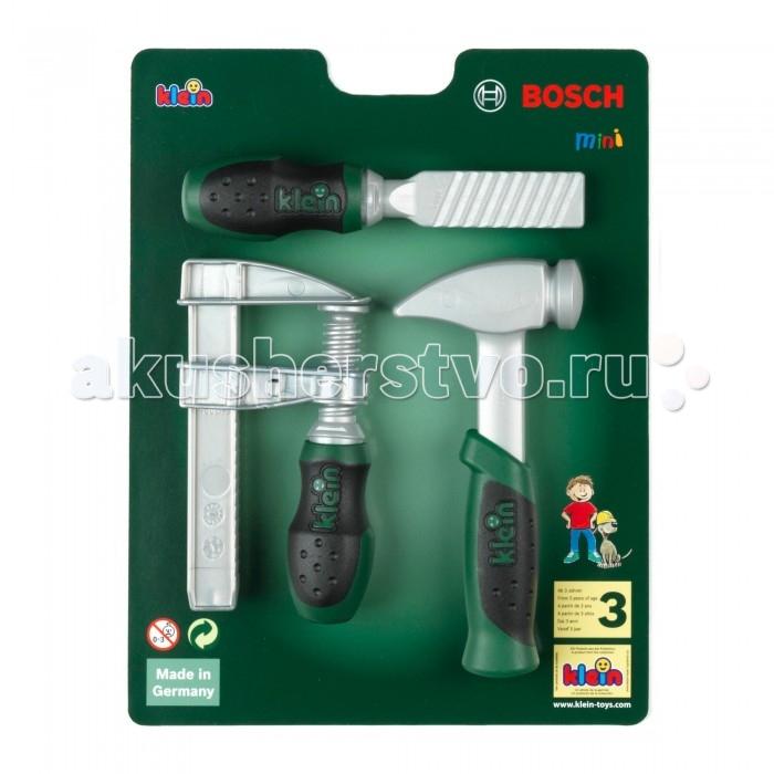Klein Набор детский инструментов Bosh с молотком