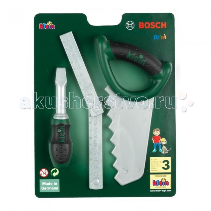 Klein Набор детский инструментов Bosh с пилой