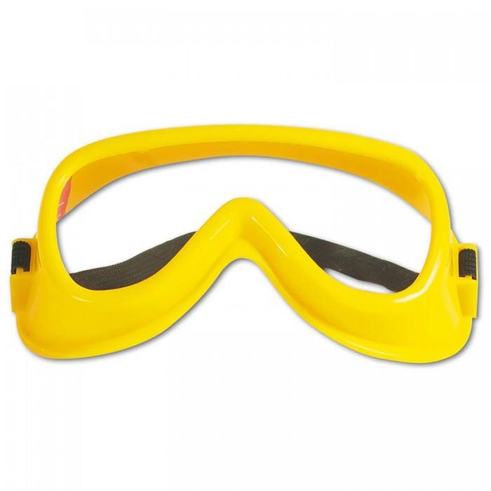Klein Детские очки BoschДетские очки BoschKlein Детские очки Bosch   Превратиться в настоящего мастера на все руки помогут детские очки Bosch. Этот стильный аксессуар входит в линейку инструментов одного из крупнейших немецких производителей детских игрушек – компании Klein. Красивые и удобные очки – то, что нужно маленькому рабочему.   Очки сделаны из пластмассы, дополнены прозрачным пластиковым стеклом и резинкой, благодаря которой аксессуар могут носить мальчики разного возраста.   Длина очков: 13,5 см. Обратите внимание, что эти очки являются аксессуаром для сюжетно-ролевой игры, они не имеют защитной функции.  Размеры упаковки: 8х4,5х14 см.  Вес игрушки: 41 грамм.  Предназначено для мальчиков старше 3 лет.<br>