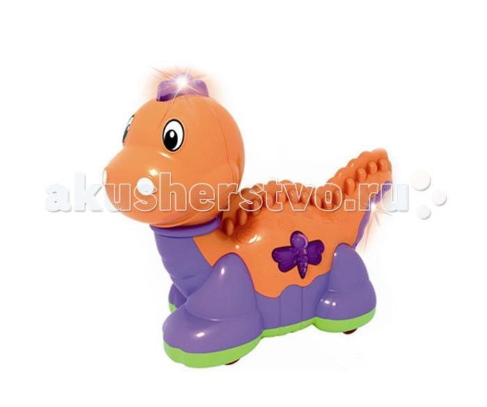 Каталка-игрушка Top Toys Динозаврик EC80382R