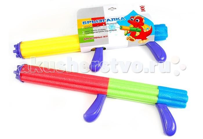 Top Toys Брызгалка GT5248 РужьеБрызгалка GT5248 РужьеTop Toys Брызгалка GT5248 Ружье отличная брызгалка для ребенка. Модель идеально подойдет для игры как в помещении, так и на свежем воздухе. Брызгалка изготовлено только из высококачественно прочных материалов.<br>