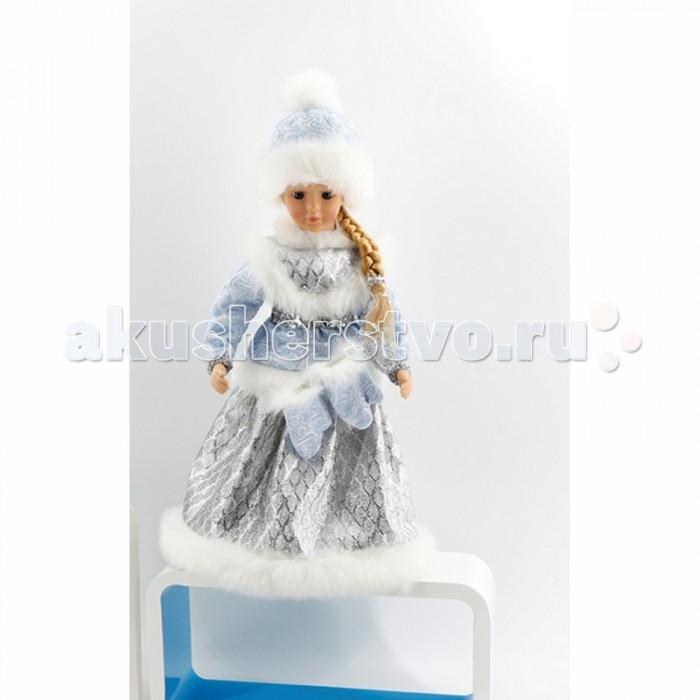 Северное сияние Снегурочка музыкальная (танцует и поет) IT101375 40 см