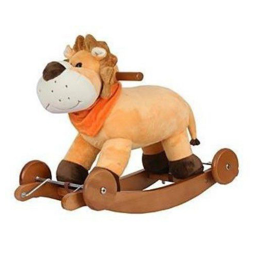 Качалки-игрушки Jolly Ride Львенок JR2610