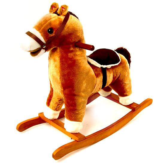 Качалки-игрушки Jolly Ride Пони JR403