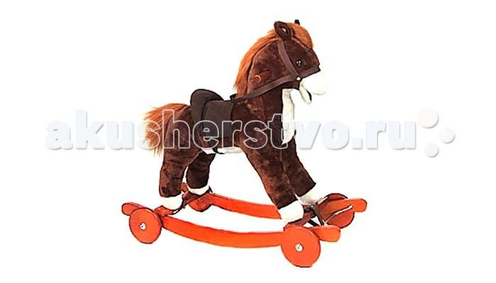 Качалки-игрушки Jolly Ride Пони