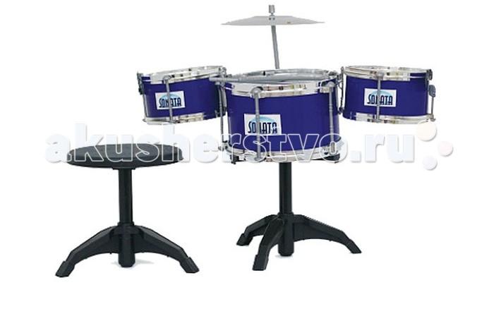 Музыкальная игрушка Sonata Барабанная установка 3 барабана в комплекте IT100137