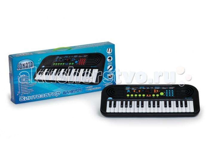 Музыкальная игрушка Sonata Синтезатор руссифицированный SA-3701