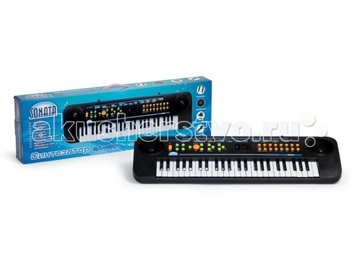 Музыкальная игрушка Sonata Синтезатор руссифицированный SA-4901