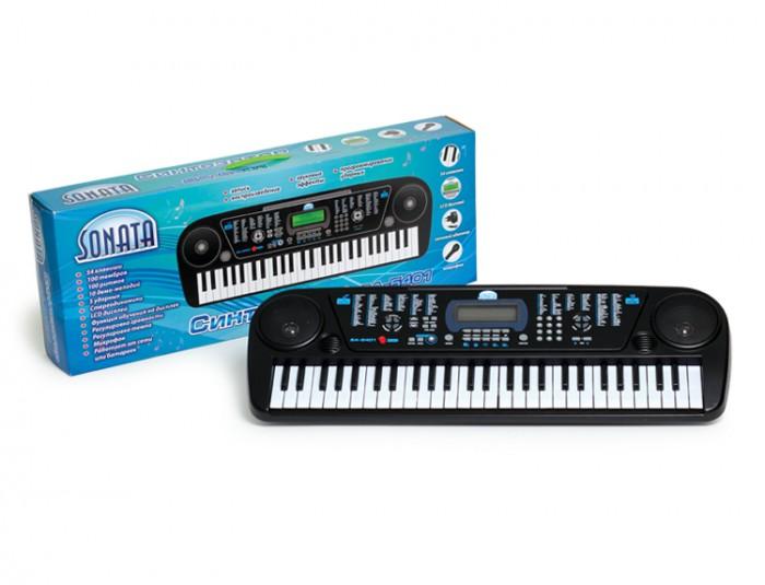 Музыкальная игрушка Sonata Синтезатор руссифицированный SA-5401