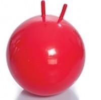 Stantoma Мяч Попрыгун с рожками 55 смМяч Попрыгун с рожками 55 смМяч-кенгуру с рожками для активных игр и занятий лечебной физкультурой, помогает формировать правильную осанку, укрепить мышцы спины, развить вестибулярный аппарат.  Подвижные игры и занятия на мяче-кенгуру способствуют общему физическому развитию и помогают в коррекции осанки у детей.  Прыгая на вертлявом мяче, ребенку придется все время соблюдать равновесие, перемещая центр тяжести и вовлекая в движение такие группы мышц, которые при обычных условиях не задействованы.  Это помогает развить координацию и чувство равновесия, укрепить мышечный корсет, оптимизировать двигательную активность детей.  Мяч-кенгуру замечательно подходит для массажа новорожденному.  Этот гимнастический мяч отлично подходит для упражнений во время беременности.<br>