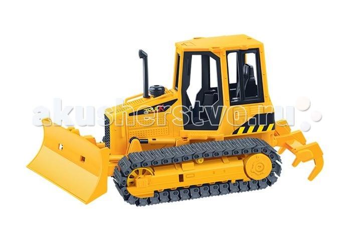 Carline ТракторТракторCarline Трактор станет идеальным подспорьем юному строителю.  Он выглядит совсем как настоящий трактор. Ваш мальчик с удовольствием будет играть с трактором как дома, так и на улице.   Изготовлена из пластика высокого качества.<br>