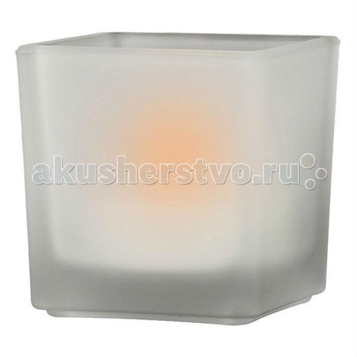 Ультра Лайт Квадратная Ночник-свеча настольный