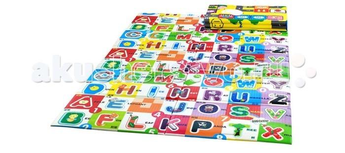 Игровые коврики Mambobaby Мир букв 71102