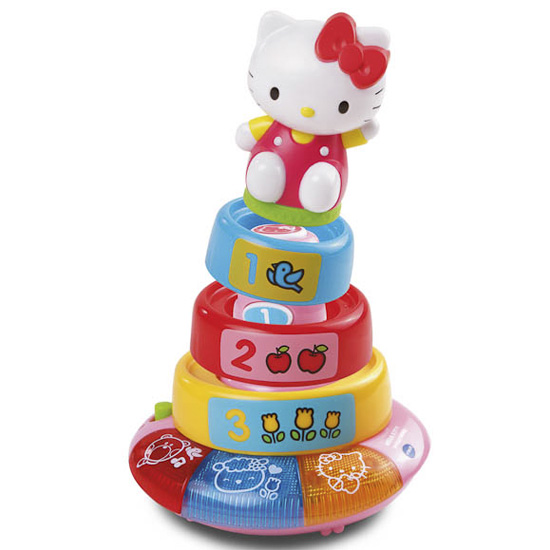 Vtech Обучающая пирамидка Hello Kitty