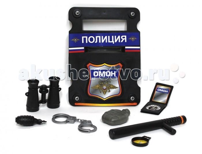 BeBoy Игровой набор Полиция 9 предметов