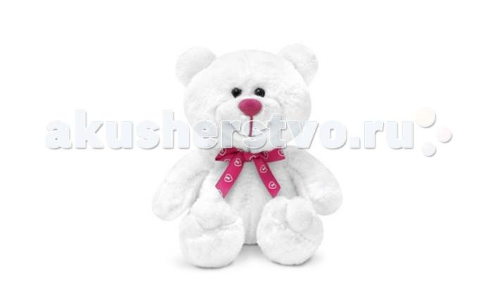 Мягкая игрушка Lava Медведь Амурчик с бантом малый 14 см