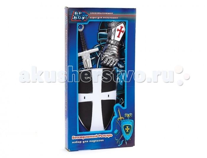 BeBoy Игровой набор Бесстрашный рыцарь 7807