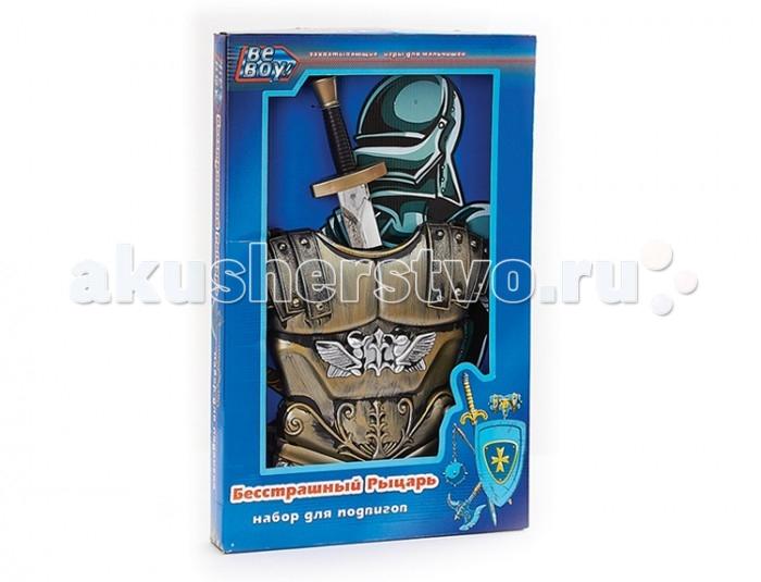 BeBoy Игровой набор Бесстрашный рыцарь 7811