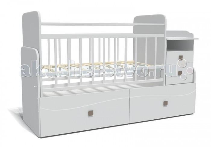 Кроватки-трансформеры Bambu Акушерство. Ru 8000.000