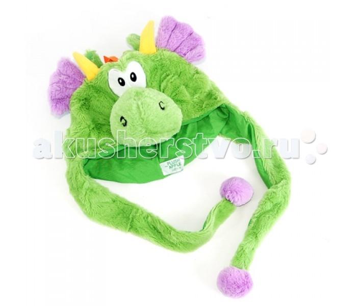 Мягкая игрушка Plush Apple Мягкая игрушка Шапка Дракон