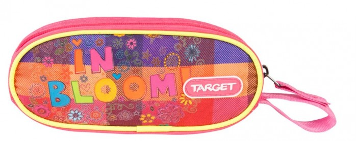 Target Collection Пенал овальный Расцветание