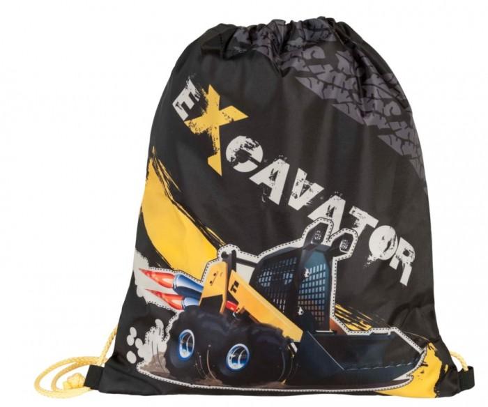 Target Collection Сумка для детской сменной обуви ЭкскаваторСумка для детской сменной обуви ЭкскаваторСумка для переноски детской обуви, выполнена из плотного водостойкого материала, затягивается сверху шнурком и носится, как рюкзак.   Основные характеристики:   Размер упаковки: 38 x 32 x 2 см Вес: 0,1 кг<br>