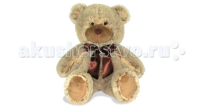 Мягкая игрушка Lava Медведь Барри 33 смМедведь Барри 33 смLava Мягкая игрушка Медведь Барри музыкальный чип, 33 см  очарует как ребенка, так и взрослого. У него шелковистая шерстка светло - коричневого цвета. Шею косолапого украшает лента шоколадного цвета. Мягкая игрушка медведь музыкальная, при нажатии чипа в теле медведь споет песенку или расскажет стихотворение.    Игрушка сшита из высококачественного плюша, а в качестве набивки используется гипоаллергенный синтепон. Мишка украсит собой детскую комнату и станет одним из любимых друзей вашего ребенка. Изделие можно стирать в машинке на деликатном режиме - оно не деформируется, прекрасно сохранят цвет и внешний вид.   Данная модель способствует развитию воображения и тактильной чувствительности у детей.<br>