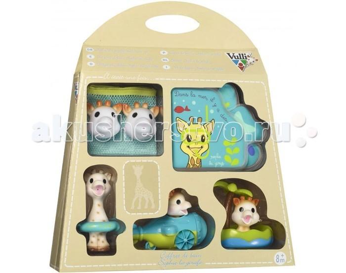 Vulli Набор игрушек для ванны 516336