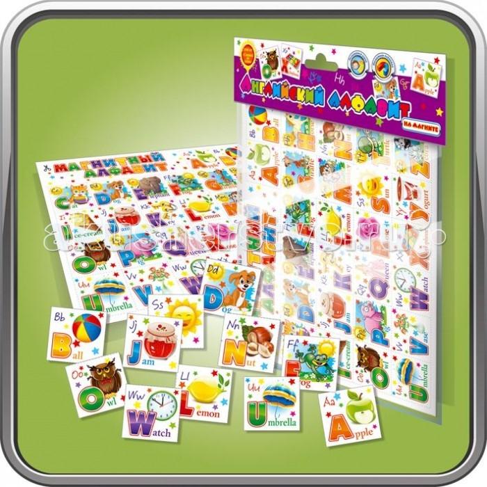 Оптима Пак Детская игра на магнитах Английский алфавитДетская игра на магнитах Английский алфавитОптима Пак Детская игра на магнитах Английский алфавит - это развивающая детская игра на магнитах, которая станет отличным помощником ребенку, начинающему учить иностранный язык. Игровые карточки оформлены красочными изображениями букв и предметов, что поможет ребенку легче усвоить новые знания. В процессе игры ребенок сможет запомнить буквы английского алфавита и научится составлять из них слова. На каждую карточку игры Английский алфавит нанесена магнитная подложка, что позволит ребенку весело обучаться алфавиту на любой металлической поверхности.  Комплект: 30 карточек, подложка.<br>
