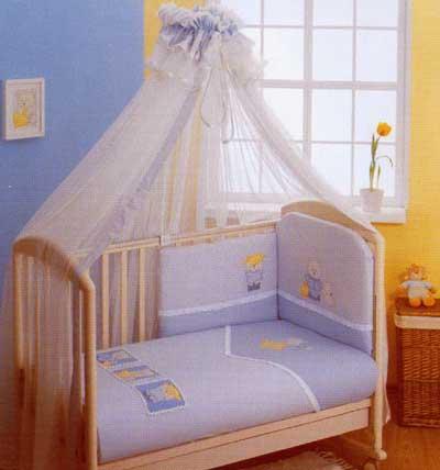 Балдахины для кроваток Feretti Тюлевый балдахин для кроватки Do Do