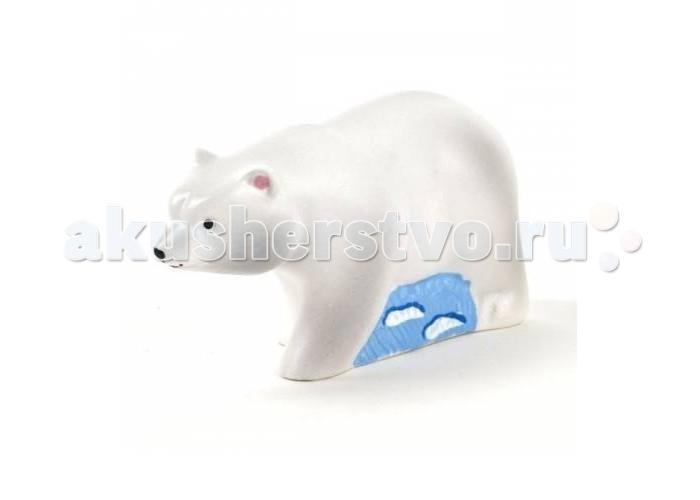 Воронежская игрушка Игрушка для ванны Медведь белый 7 смИгрушка для ванны Медведь белый 7 смВоронежская игрушка Игрушка для ванны Медведь белый 7 см обязательно понравится малышам.  Особенности: Игрушку можно брать с собой на прогулку, купаться с ней, а можно просто играть, придумывая разные интересные сюжеты.  Игрушка изготовлена из качественной долговечной резины и окрашена безопасными для ребенка красками. Развивают координацию движений.  Знакомит малыша с окружающим миром.  Мягкая на ощупь.<br>