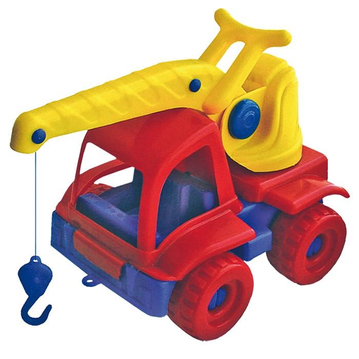 Спектр Игрушка Автомобиль Пони кран