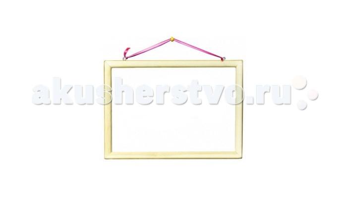 Анданте Доска магнитно-маркерная 30 х 40 смДоска магнитно-маркерная 30 х 40 смДоска Анданте магнитно-маркерная имеет специальные колечки, наличие которых позволяет повесить ее на стену.   На ее поверхности можно писать маркерами или фломастерами, стирая не нужное одним движением губки.   В комплект также входят пластмассовые фигуры с магнитами, из которых можно выстраивать математические примеры.  Размер доски: 30 х 40 см<br>