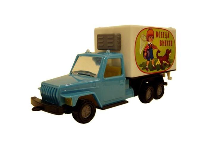 Форма Малый фургон