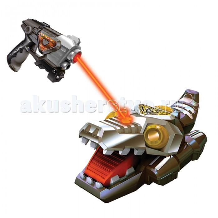 Интерактивная игрушка Silverlit Лазерная атака с напольной мишенью